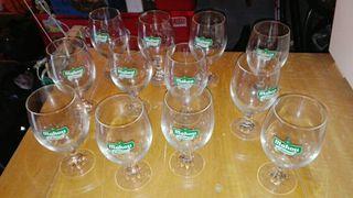 12 vasos de mahou