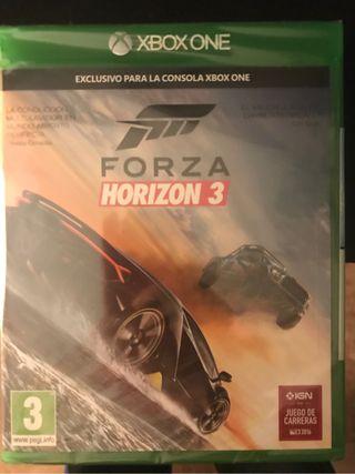 VENDO/CAMBIO Forza Horizon 3 XBOX ONE NUEVO