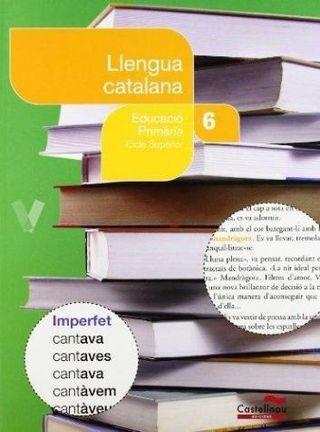 Libro de lengua catalana 6º primaria