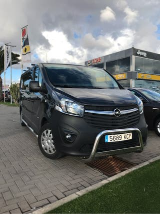 Opel Vivaro 2017