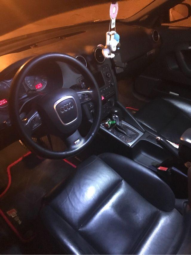 Audi A3 2007 Sportback 250 cv