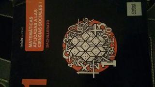 Libro matematicas 1 bach