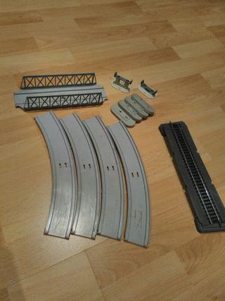 Lote LIMA accesorios maqueta tren electrico H0