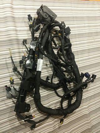 cableado motor golf gti VII