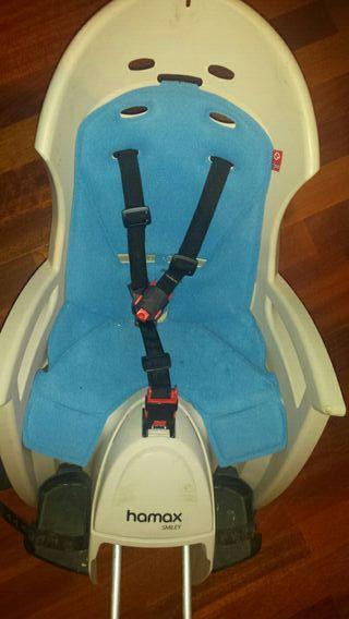 Cadireta/cadira bici porta nens