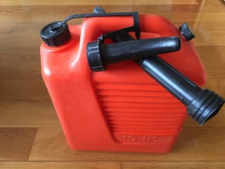 Bidon para gasolina
