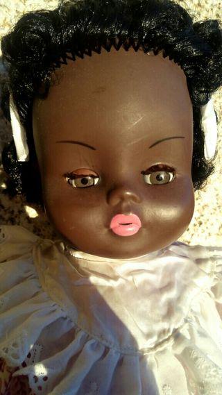 Antigua muñeca francesa