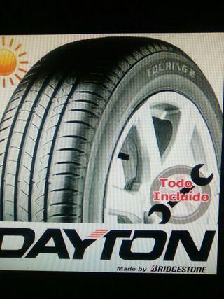 Neumático Dayton 205/55R16 91V