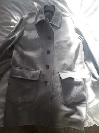 italian style coat whool cachemire