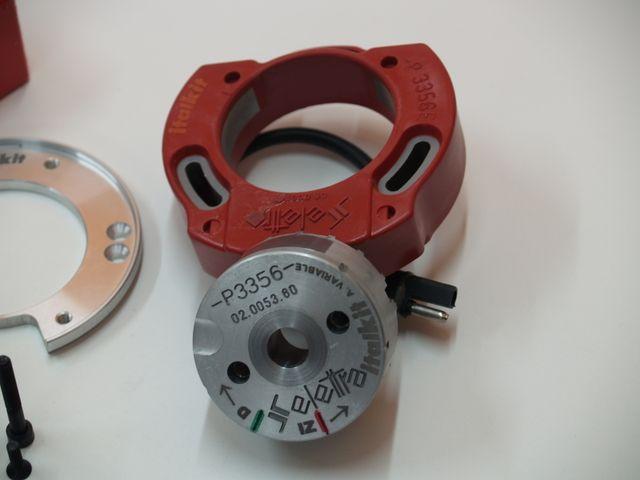 Rotor Selettra Italkit para motor AM6 de segunda mano por