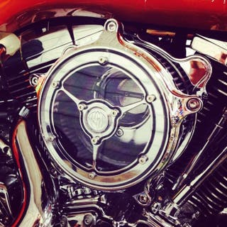 Filtro aire Harley Davidson RSD Clarity