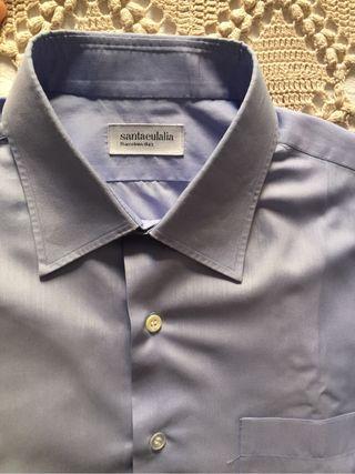 Camisa Santa Eulalia azul