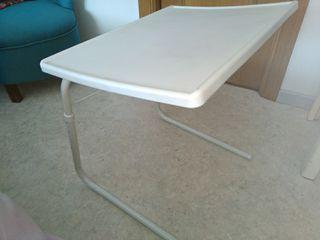 Mesa auxiliar para sof de segunda mano en wallapop - Mesa auxiliar sofa ...