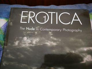 Libro de fotografía. Erotica 1