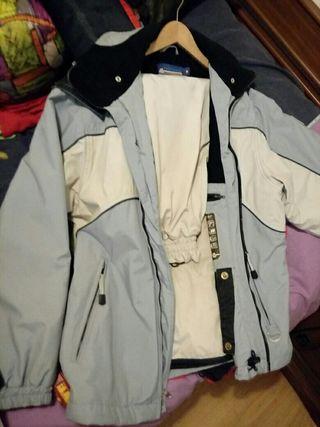 Abrigo y Pantalon Snowboard Billabong