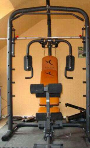 Maquina gimnasio bm900