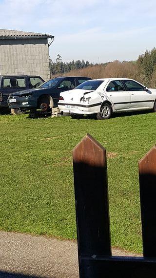 despieze Peugeot 406