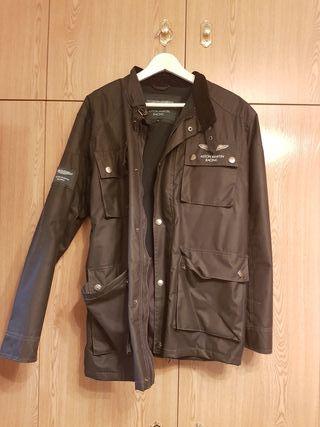 abrigo Aston martin hombre talla L/XL