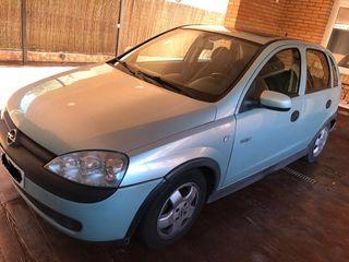Opel Corsa 1.7 75cv diésel 2001
