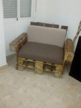 Muebles de jardin de segunda mano por 120 en yuncler for Wallapop lleida muebles