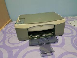 Impresora, fotocopiadora y escaner