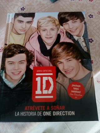 libro coleccion 1D