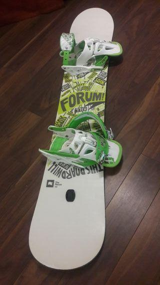 Tabla snowboard Forum