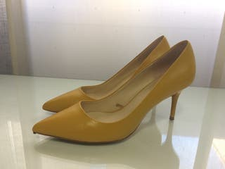 Zapatos tacon zara