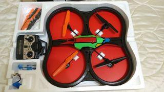 drone quacoptero