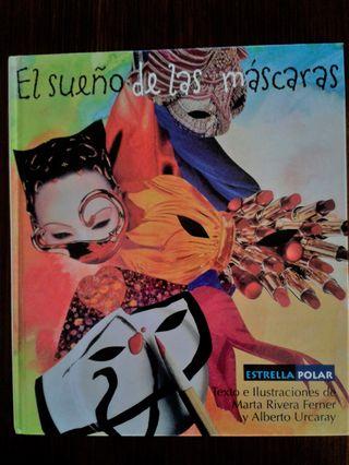 LIBRO EL SUEÑO DE LAS MASCARAS (ESTRELLA POLAR)