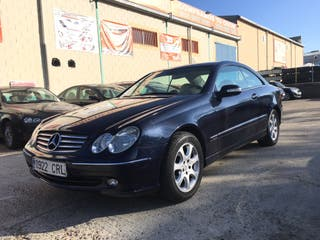 Mercedes-benz CLK 200K 2004
