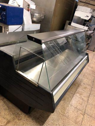 Mostrador frigorifico 2 metros