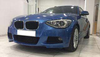 BMW Serie 1 116d 3p. PAQUETE M