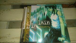 Anime lain dvd . Serial experimets lain
