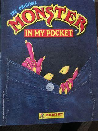 cromos the original monster in my pocker