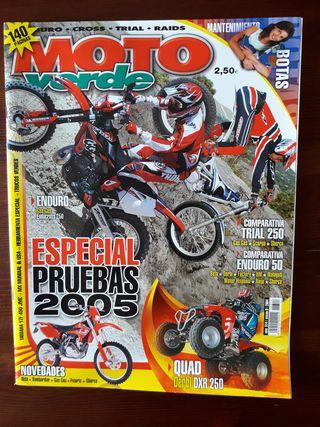 Revista Moto Verde Nº 314 del año 2004