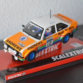 Ford Escort MkII Scalextric 1/32 (slot)