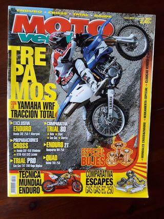 Revista Moto Verde Nº 311 del año 2004