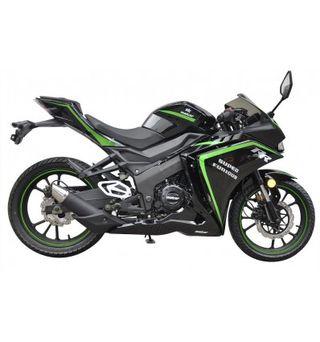 Moto malcor furious 125cc homologado matriculación