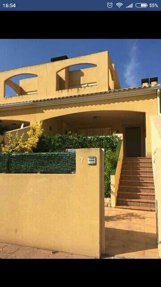 Casa adosada playa Almardà (Sagunto)
