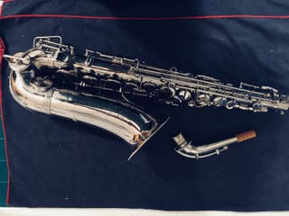 Saxofón y clarinete