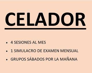 Grupo de preparación para Celador (SES)