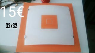plafon naranja