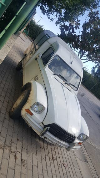 citroen dyane 6 1981 furgoneta