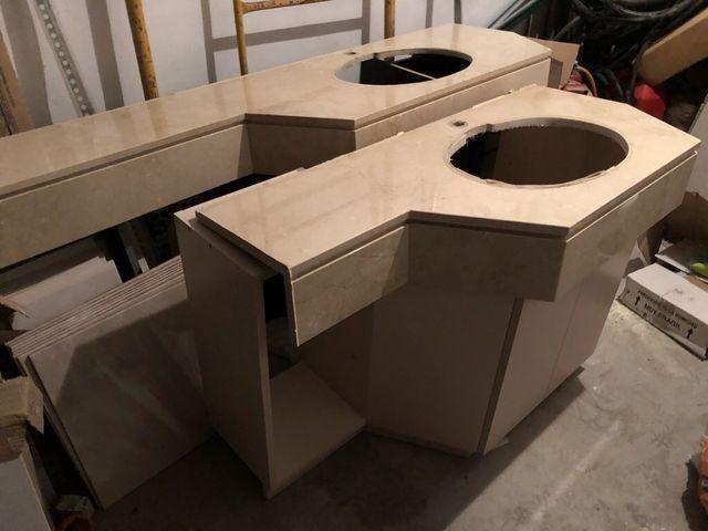 Muebles de cuarto de bao de segunda mano tendencia mueble de bano amazonia leroy merlin con - Muebles de cuarto de bano de segunda mano ...
