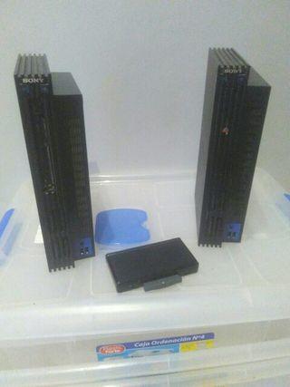 Consolas PS2 y ds