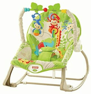 Hamaca bebé Fisher-Price