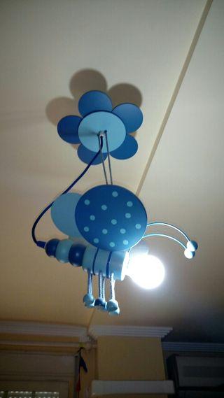 LAMPARA TECHO INFANTIL