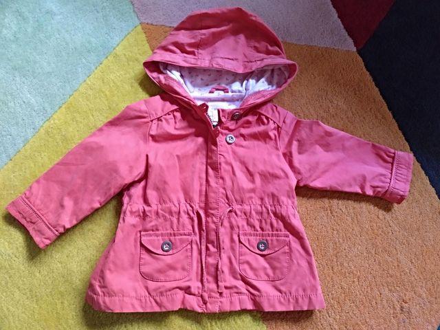 ventas calientes 67864 5210a Trenka cortavientos bebé niña Sfera(80/9-12 meses) de ...