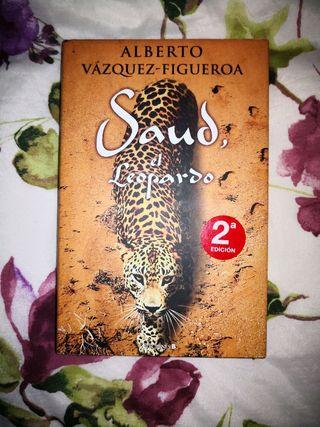 libro Saud, el leopardo